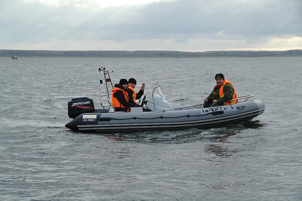 лодка пвх для рыбинского водохранилища
